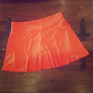 Nike running/tennis skirt size Small
